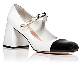 Miu Miu Women's Calzature Donna Ankle Strap High Heel Sandals