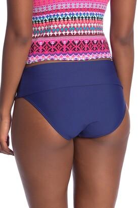 Next Good Karma Banded Retro Bikini Bottoms