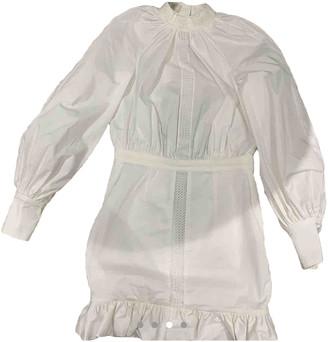 House Of CB White Cotton Dresses