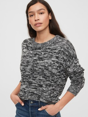 Gap Oversized Crewneck Sweater