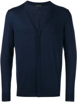 Z Zegna V neck cardigan - men - Wool - S