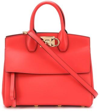 Salvatore Ferragamo Studio top handle bag