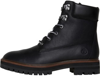 Timberland Womens London Square 6 Inch Boot Black