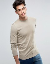 Benetton Jumper In 100% Cotton