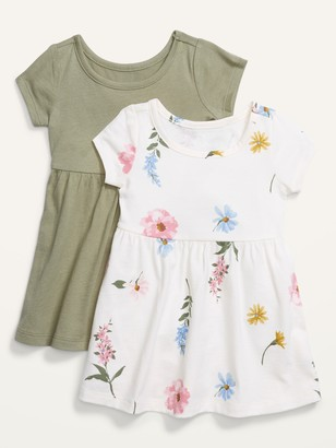Old Navy 2-Pack Jersey Dress for Baby