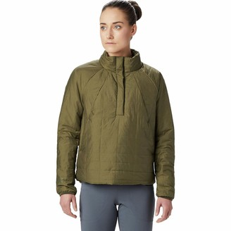 Mountain Hardwear Skylab Insulated Pullover - Women's
