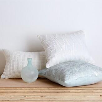 DKNY Refresh Metallic Accent Pillow