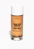 Samite Gold Shimmer Body Oil