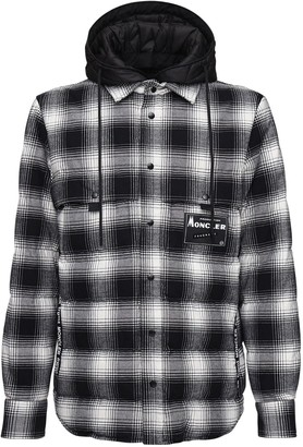 MONCLER GENIUS Fragment Danver Down Shirt Jacket