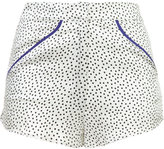 Fleur Du Mal Tap shorts - women - Silk - L