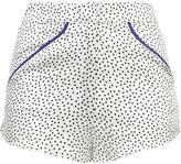 Fleur Du Mal Tap shorts - women - Silk - M
