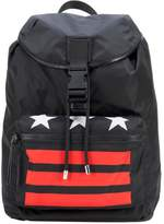 Givenchy Star Striped Backpack