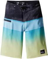 Quiksilver Highline Lava Division Boardshorts Boy's Swimwear