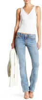 True Religion Stitched Bootcut Jean