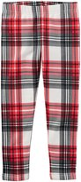 Carter's Plaid Leggings - Plaid - 3 Months
