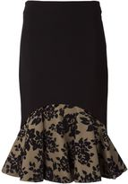 Mary Katrantzou 'Rosario' skirt