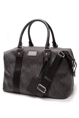 Michael Kors Black Cloth Travel bags