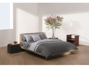 Calvin Klein Grid Formation Comforter Set, Twin Bedding
