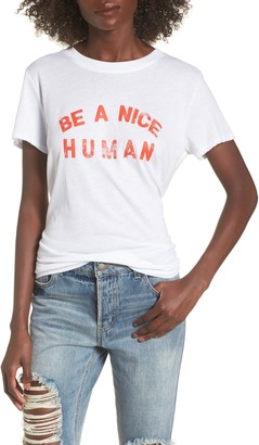 Sub Urban Riot Be A Nice Human Tee