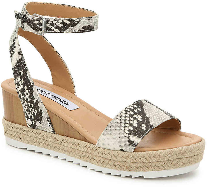00030eb96529a Steve Madden Wedge Heel Women's Sandals - ShopStyle