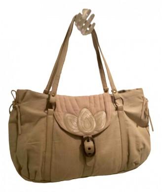 Polder Khaki Cotton Handbags