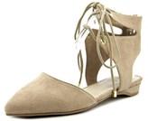 Mia Brandee Women Pointed Toe Synthetic Flats.