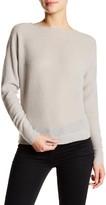 Inhabit Cashmere Dolman Sweater