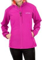 Columbia Prime Peak Omni-Wind® Block Soft Shell Jacket (For Women)