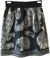 Marc Cain Black Wool Skirt for Women