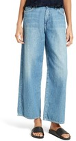Vince Women's Wide Leg Crop Jeans