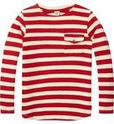 Scotch & Soda Terrycloth Breton T-Shirt