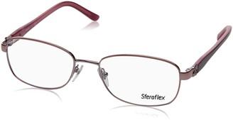 Sferoflex Women's 0Sf2570 Eyeglass Frames