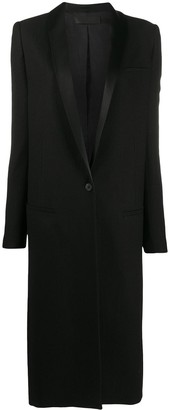 Haider Ackermann Fitted Single-Breasted Coat