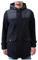 Stone Island Jacket Panno Especiale Navy - 2XL