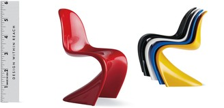 Design Within Reach Vitra Miniatures Collection: Panton Chairs (Set of 5)