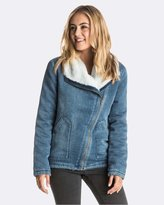 Roxy Womens San Simon Fleece Jacket