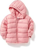 Old Navy Hooded Frost Free Jacket for Baby