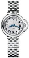 Bedat & Co Bedat Women's No.8 Steel Bracelet & Case Sapphire Crystal Swiss Quartz -Tone Dial Watch 827.021.600