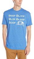 Star Wars Men's R2D2 Bleep Bloop Short Sleeve T-Shirt