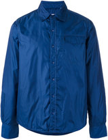 Aspesi patch pocket shirt jacket - men - Polyamide/Polyester - S