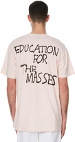Stussy For The Masses Mens Tee Pink