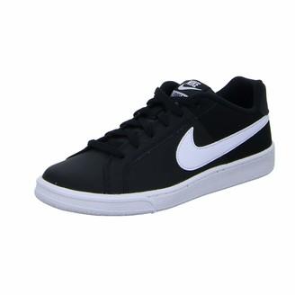 Nike Women's Court Royale Gymnastics Shoes Black (Black/white) 4 UK (37.5 EU)