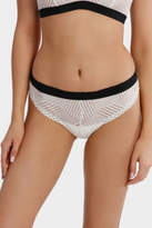 Sass & Bide NEW Perfect Storm,G-string,USBS18023 Ivory