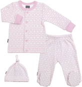 Kushies Light Pink Baby Take Me Home Set - Infant