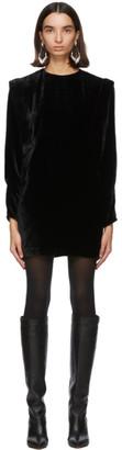 Isabel Marant Black Gabalia Dress