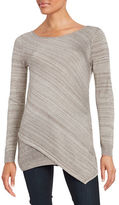 Context Boatneck Pullover Top