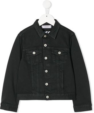 Dondup Kids Rear Logo Denim Jacket