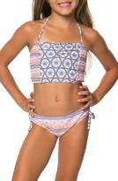 O'Neill Toddler Girl's Evie Two-Piece Tankini Swimsuit