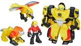 Transformers Playskool Heroes Rescue Bots Bumblebee Rock Rescue Team