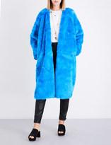 Free People Magnolia faux-fur coat